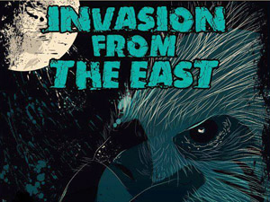 invasion from the east