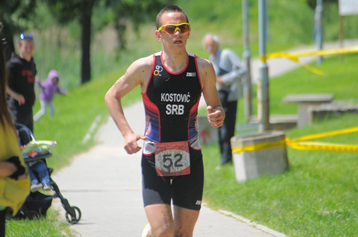dusan kostovic triatlon