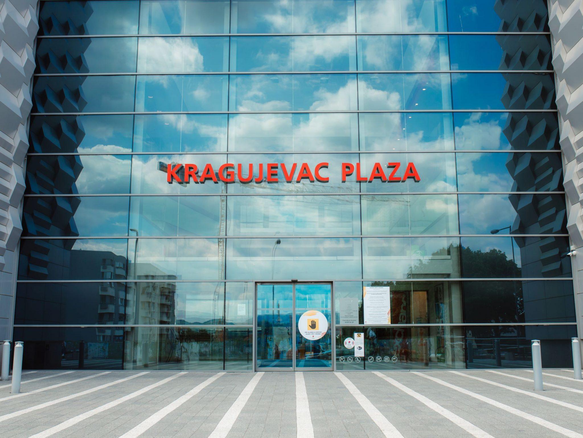Ponovo radi Šoping centar Kragujevac Plaza   Ritam Grada